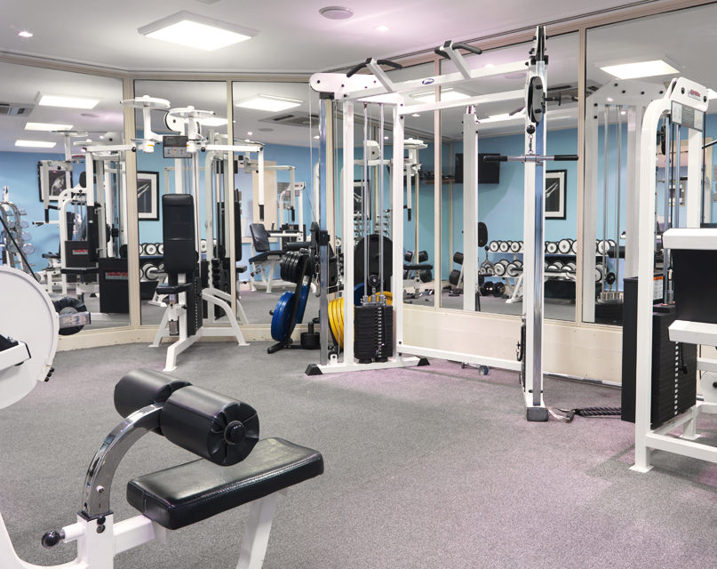 Fitness Centre at St. James' Court, a Taj Hotel