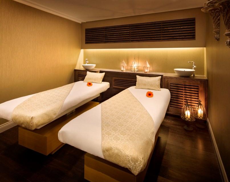 Luxury Hotel Spa London Central London Spa Treatment